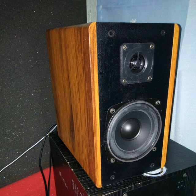 Sansui Bookshelf Speakers Pair W Bluetooth Electronics Audio On Carousell