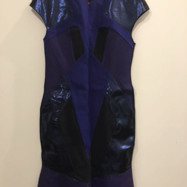 Scanlan Theodore dress size 8