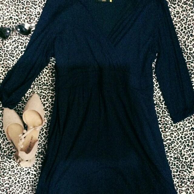 Sm Woman Blue Dress