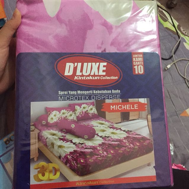 Sprei no 1 by D'luxe kintakun collection