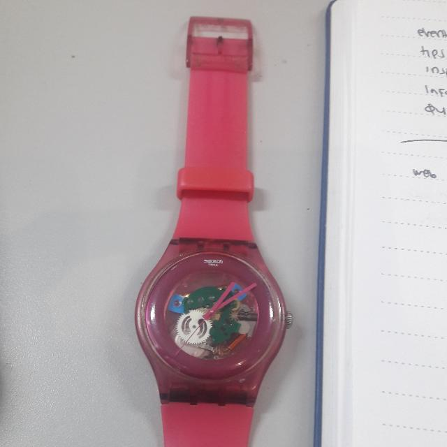 [SWATCH] Pink