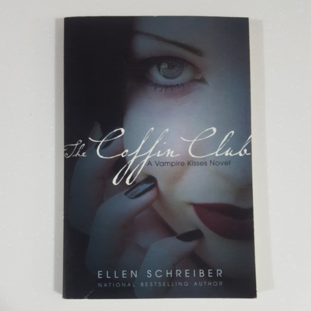 The Coffin Club (A Vampire Kisses Novel, #5) by Ellen Schreiber