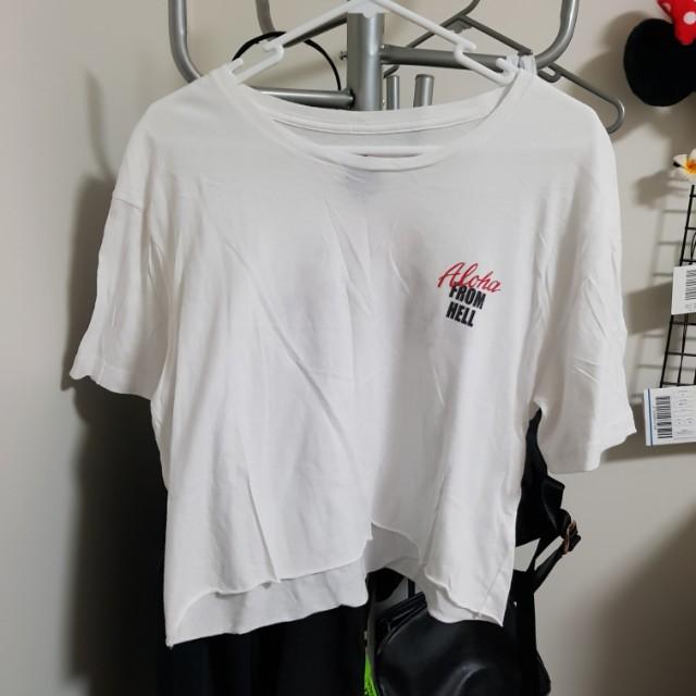 THRILLS Aloha shirt