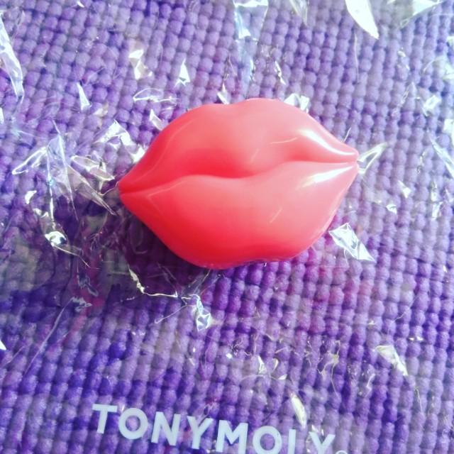 Tony Moly Lip scrub