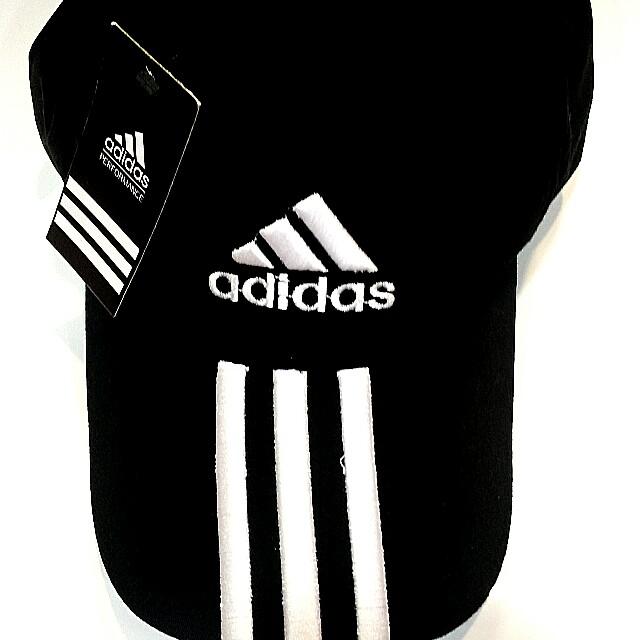 Topi Adidas Hitam 97d6152d86