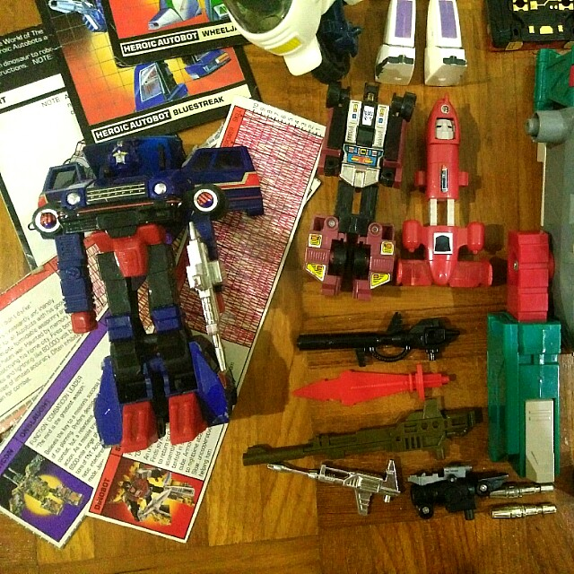 Transformers G1 Loose Parts And Accessories, Toys & Games