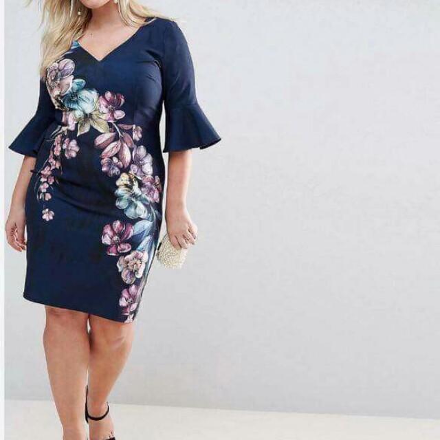 Ts: plus size dress
