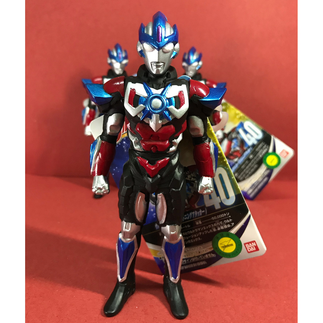 Ultraman Orb Lightning Attacker Hero series #40, Toys & Games, Other Toys on Carousell