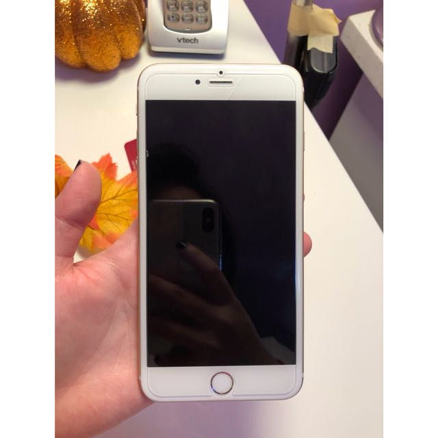 Unlocked iPhone 6+ (Champagne)