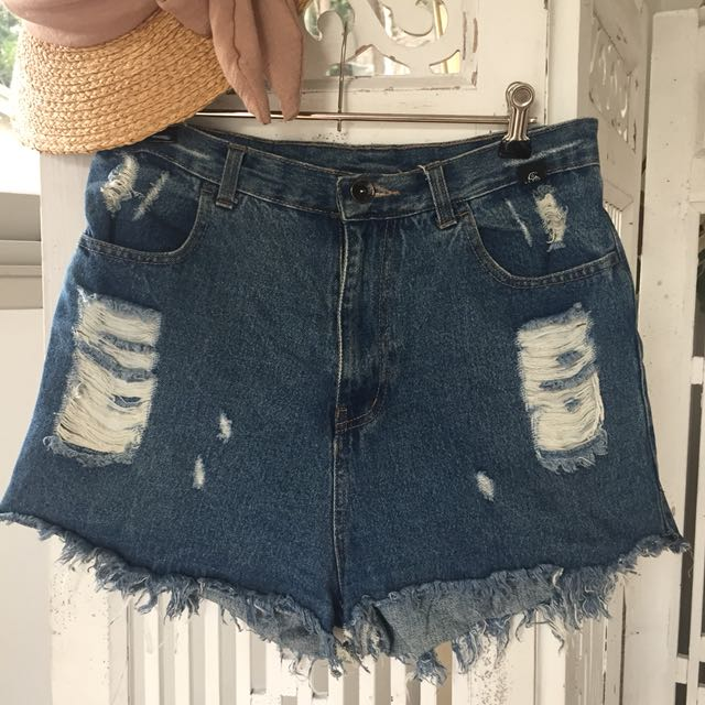 USUAL SUSPECTS || Denim Shorts