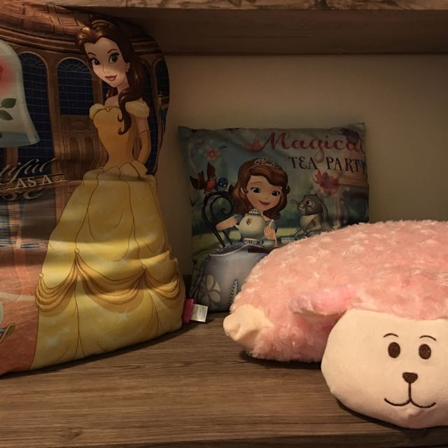 Well Loved: Assorted Pillows