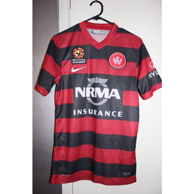 Western Sydney Wanderers Jersey
