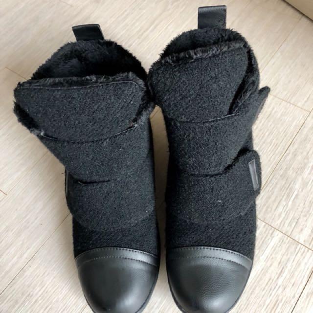 Women Boots Made in Korea