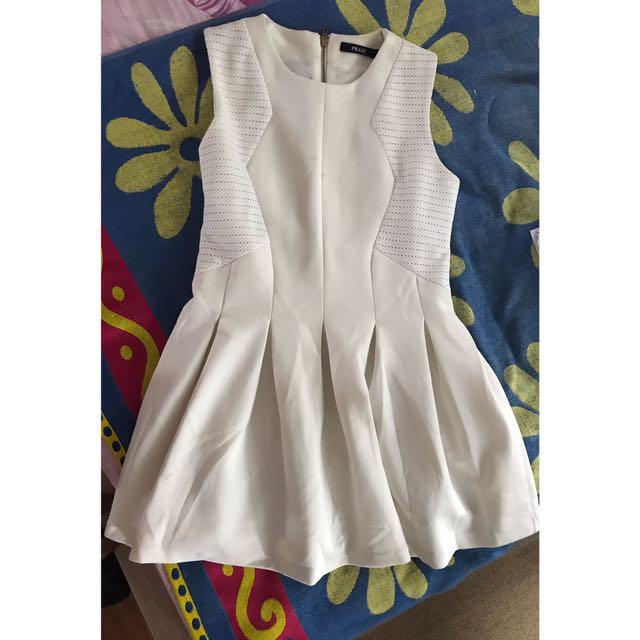 WTS White Dress