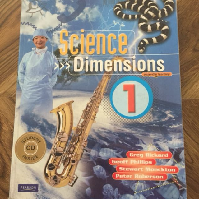 Year 7 Textbooks Assorted