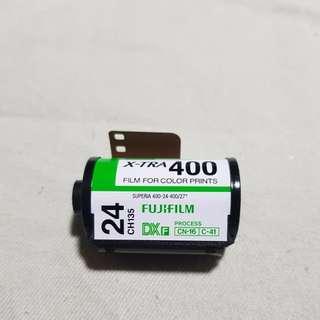 Fujifilm x-tra 400 24 (might be expired)