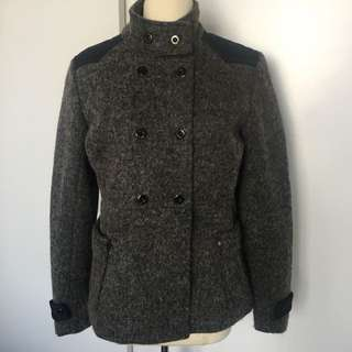 G Star Raw Wool Coat