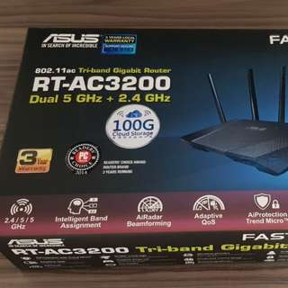 Asus ac3200 router