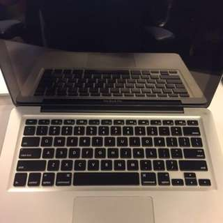 Macbook pro 2012 for sale