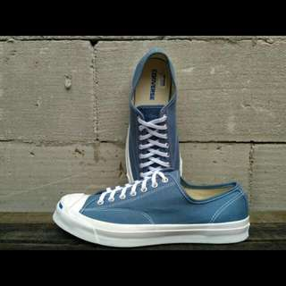 Converse Jack Purcell Signature Ox Blue Cast