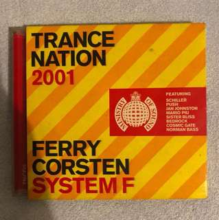 Ministry of Sound - Trance Nation 2001 (Ferry Corsten)