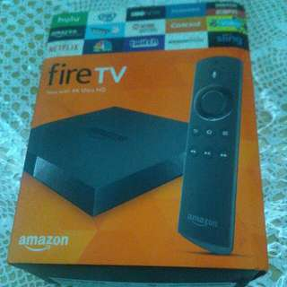 Amazon, fire tv
