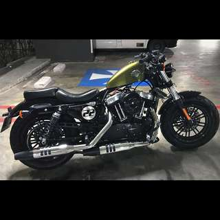 2026 Harley Davidson Sportster Forty-Eight 48 (XL1200X)