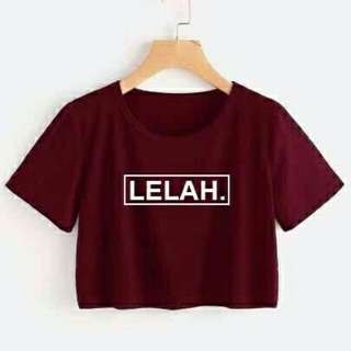 TEE CROP JOMBLO  38.000 BAHAN SPANDEK SOFT, ALLSIZE FIT TO L.