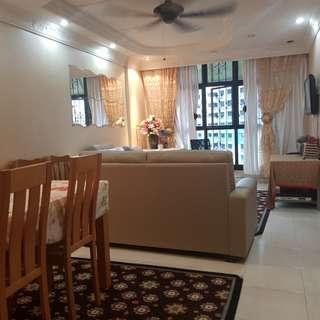 High Floor 4-Premium Apt Blk 340A Sembawang Close