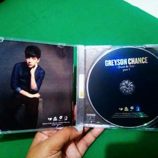 "Greyson Chance ""Truth be told part 1"""