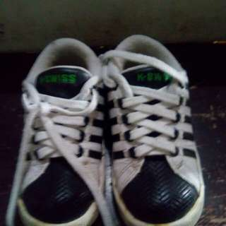 kswiss shoes size 6 23