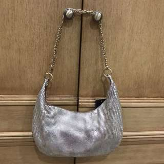 BCBG MAXAZRIA Party Bag - Tas Pesta - Gold