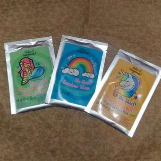 Oh Sheet: Fresh Mermaid, Unicorn Bright & Rainbow Glow