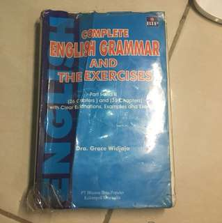 Complete English Grammar and Exercises