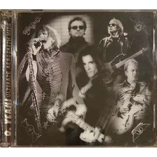 Sg Press 2 CD set Oh Yeah Ultimate Aerosmith Hits