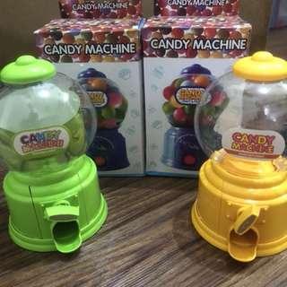 Candy machine / mainan anak / dispenser permen / permen / mainan permen