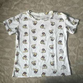 Tarred Shirt