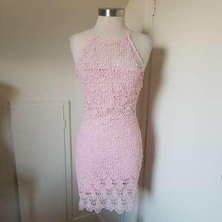 Seduction Halter dress