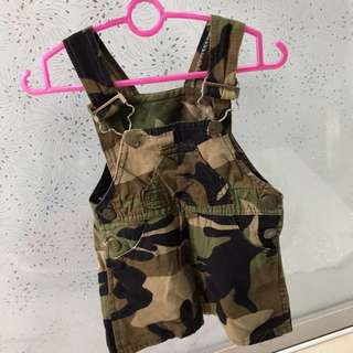Jumpsuit skirt