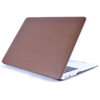 """MacBook Pro retina 13"""" Leather Hard Shell Cover"""