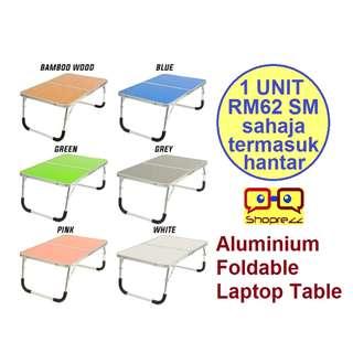 Aluminium Foldable Laptop Table