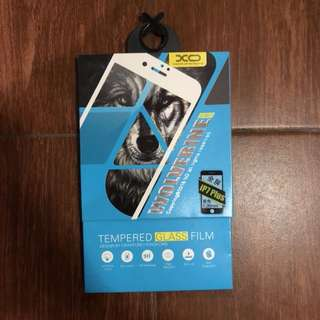 TEMPERED GLASS FOR IPHONE 7PLUS