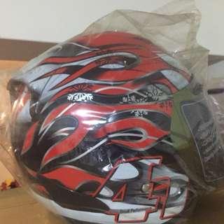 類GP選手安全帽-L號