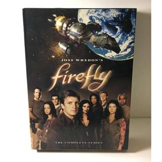 Firefly - The Complete Series DVD