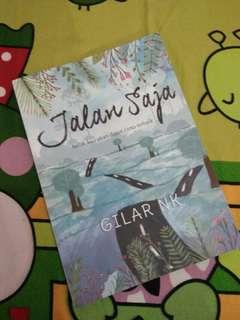 Novel Jalani Saja