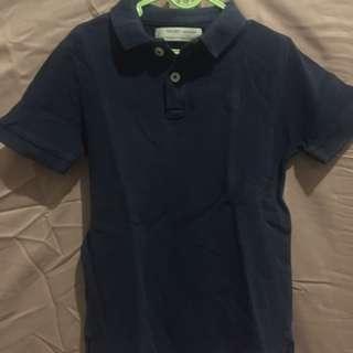 Polo shirt zara boys 4thn