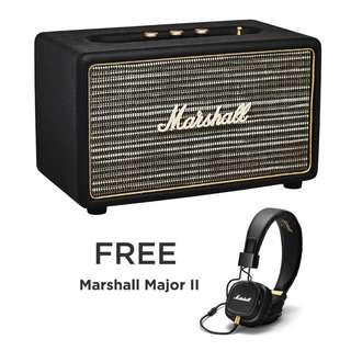 Marshall Bluetooth Speaker, Kredit Tanpa CC Bisa, Proses 30 Menit