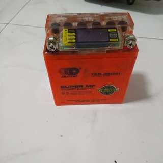 Nsr sp Battery