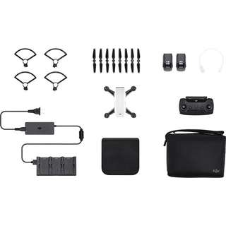 DJI Spark Fly More Combo and more accessories