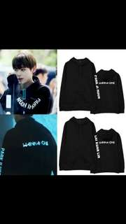 Wanna One Hoodie Shirt Sweater